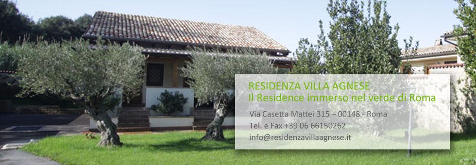 Residenza Villa Agnese